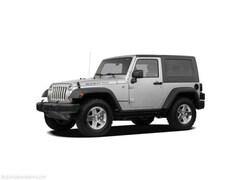 2007 Jeep Wrangler Sahara 4WD  Sahara Silver