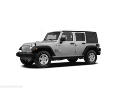 2007 Jeep Wrangler Unlimited X 2WD 4dr SUV