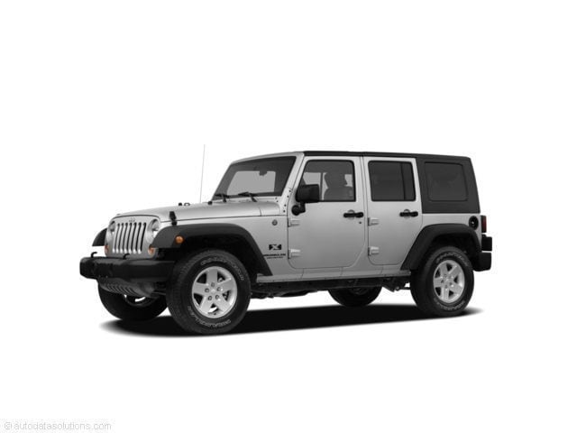 2007 Jeep Wrangler 4WD Unlimited X