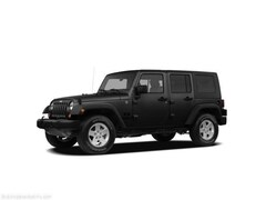2007 Jeep Wrangler Unlimited X 4WD  Unlimited X