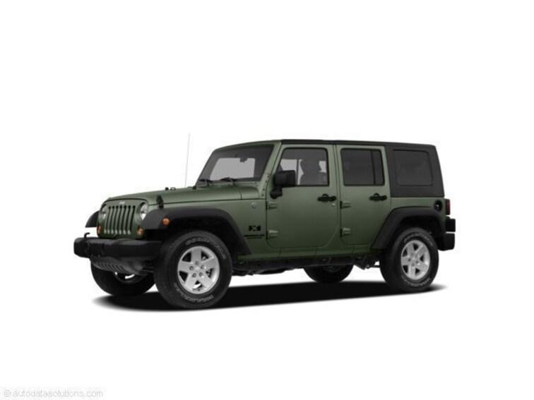 Used 2007 Jeep Wrangler Suv Marion Il Used Cars Illinois Vin