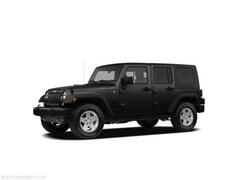 2007 Jeep Wrangler Unlimited Sahara PRE-Auction SUV