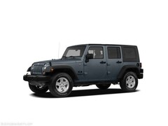 Used 2007 Jeep Wrangler Unlimited Rubicon 4WD  Unlimited Rubicon for sale in Fond du Lac, WI