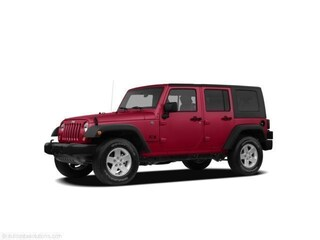 Used 2007 Jeep Wrangler Unlimited Rubicon SUV in St. Petersburg, FL