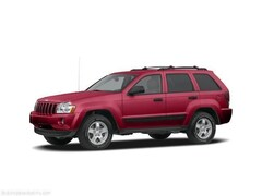 2007 Jeep Grand Cherokee Laredo Wagon