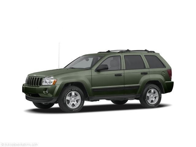Used 2007 Jeep Grand Cherokee Laredo SUV 1J8GR48K07C554982 For Sale Near  Sacramento CA