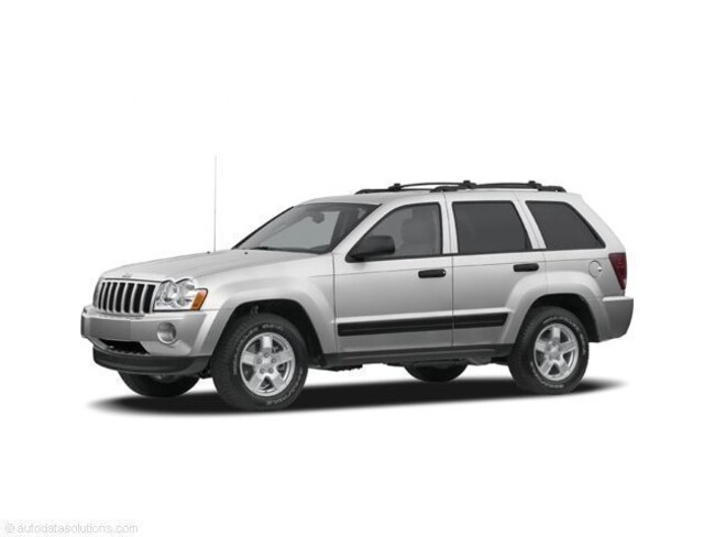 2007 Jeep Grand Cherokee Limited SUV