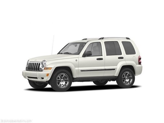 Used 2007 Jeep Liberty Sport 4x4 SUV Butler, OH