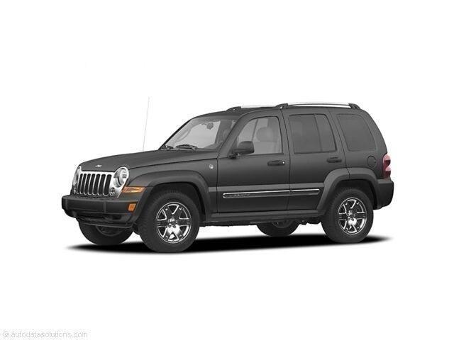 Used 2007 Jeep Liberty Sport SUV For Sale Bonham, TX