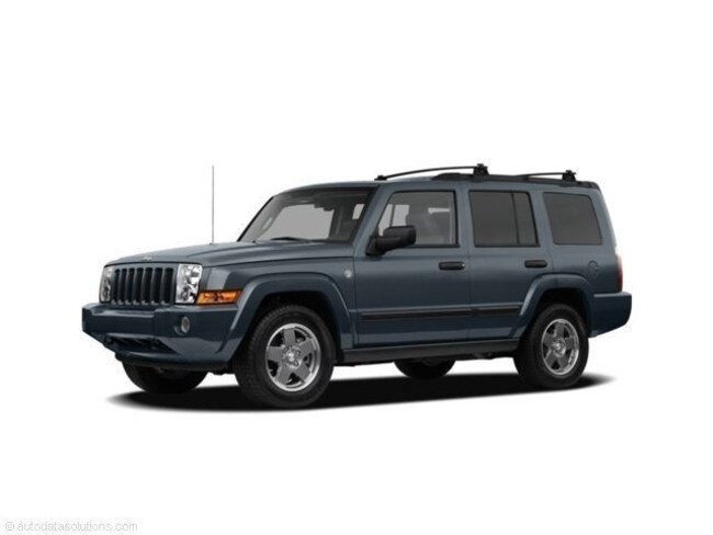 2007 Jeep Commander Sport SUV