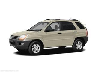 2007 Kia Sportage LX V6 SUV