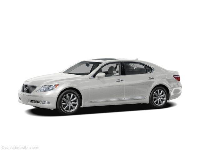 2007 LEXUS LS 460 L Sedan