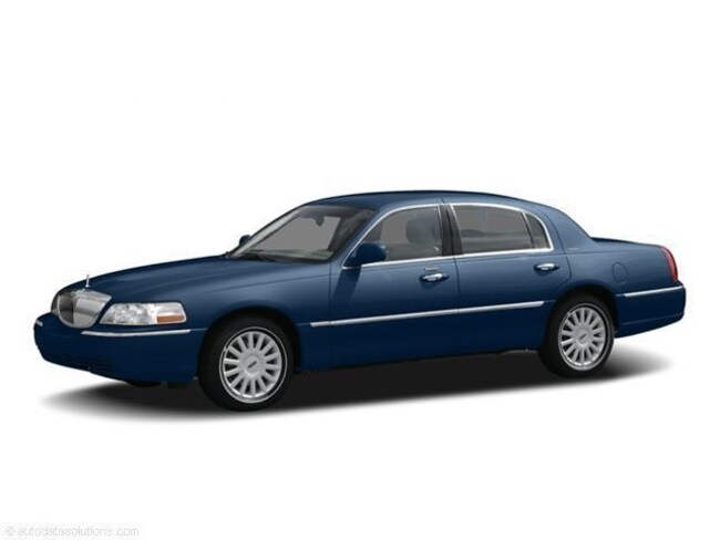 Used 2007 Lincoln Town Car Signature Limited For Sale Philadelphia Pa