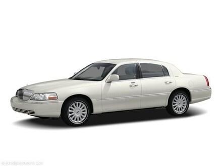 2007 Lincoln Town Car Designer Series Sedan
