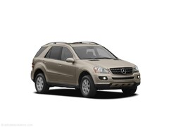 Used 2007 Mercedes-Benz M-Class Base SUV in Somerset