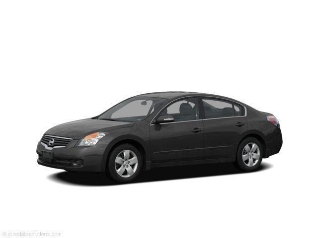 Beautiful Used 2007 Nissan Altima 2.5S Waterloo, IA