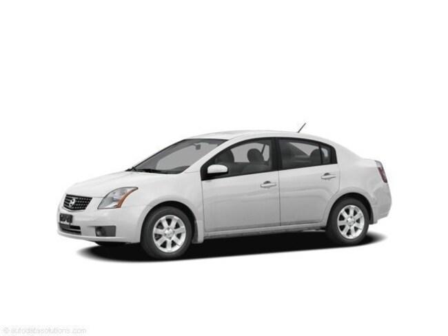 Used 2007 Nissan Sentra 2.0 Sedan Near Baltimore