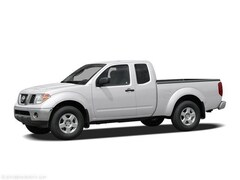 2007 Nissan Frontier XE Truck King Cab
