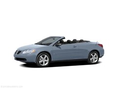 Used  2007 Pontiac G6 GT Convertible in Aberdeen MD
