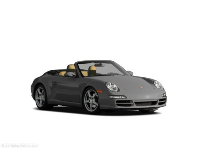 Porsche Fort Myers >> Used 2007 Porsche 911 Carrera 2dr Cabriolet For Sale In Fort