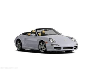 2007 Porsche 911 Carrera Convertible