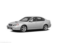Lewiston ID 2007 Subaru Legacy 4DR H4 AT Sedan Used