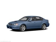 2007 Subaru Legacy 2.5 i Limited Sedan
