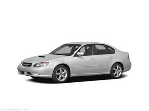 2007 Subaru Legacy 2.5 GT Limited (M5)