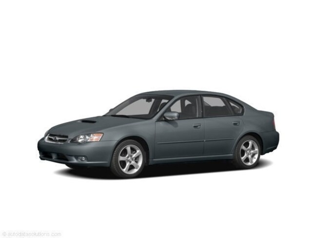 2007 Subaru Legacy 2.5 GT spec.B Sedan