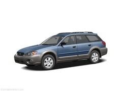 2007 Subaru Outback 2.5 i Wagon