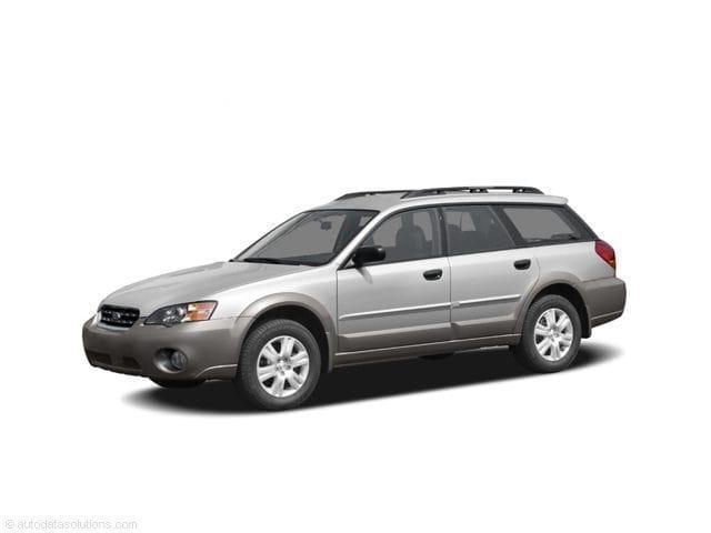 2007 Subaru Outback 2.5 i Wagon 61341A