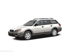 2007 Subaru Outback 2.5XT Wagon