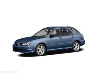 2007 Subaru Impreza 2.5 i Wagon