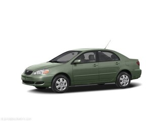 Used 2007 Toyota Corolla CE Sedan for sale in Seneca, SC near Greenville, SC