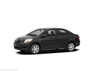 2007 Toyota Yaris Base Sedan