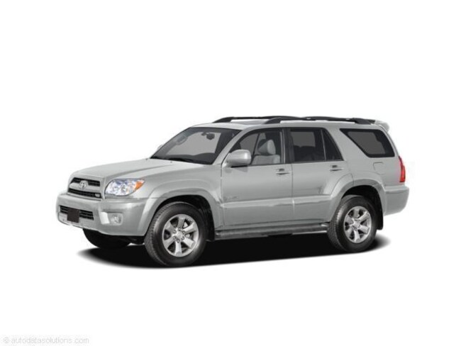 Used 2007 Toyota 4Runner SUV For Sale Westerly RI