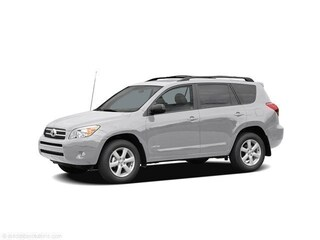 2007 Toyota RAV4 Limited 4WD 4dr 4-cyl  Natl 4WD  4-cyl Limited