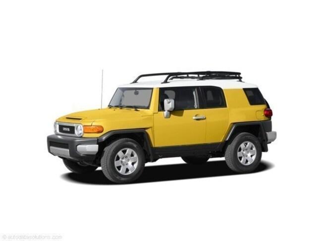 2007 Toyota FJ Cruiser Base SUV