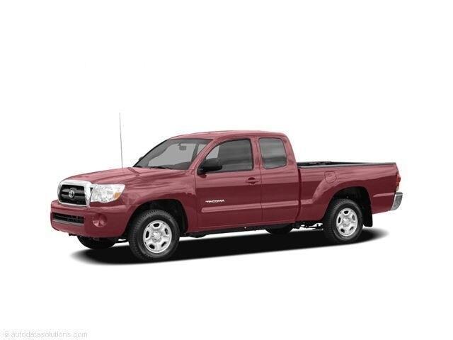 2007 Toyota Tacoma Truck Access Cab