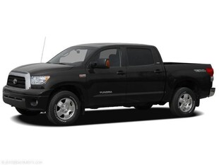 2007 Toyota Tundra Limited Truck Double Cab