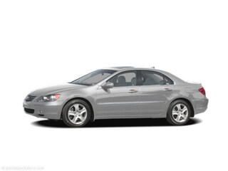 Used 2008 Acura RL 3.5 w/Technology Package Sedan Missoula, MT