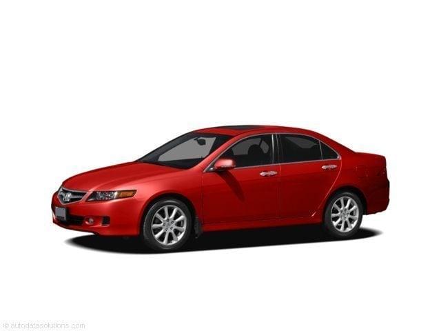 2008 Acura TSX 4 Door Sedan Sedan