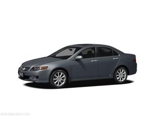 2008 Acura TSX Base w/Navigation Sedan