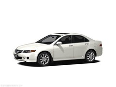 Used 2008 Acura TSX Base w/Navigation JH4CL96908C003195 For sale near Maryville TN
