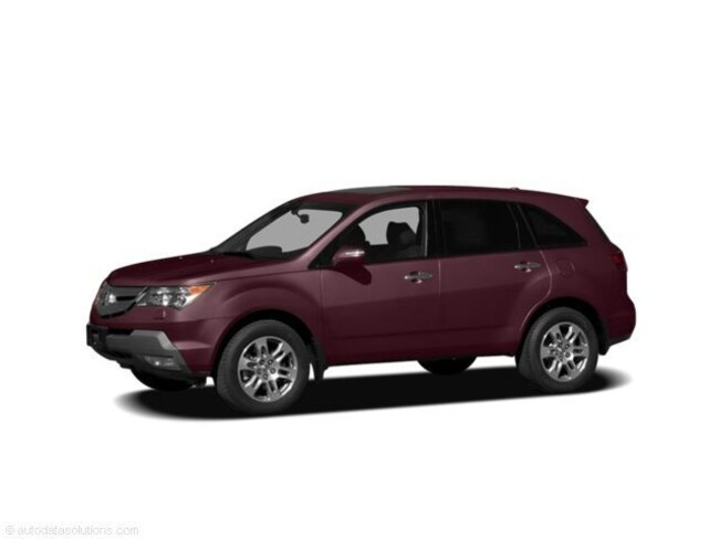 Used 2008 Acura MDX 4WD 4dr Tech Pkg Sport Utility Grants Pass, OR