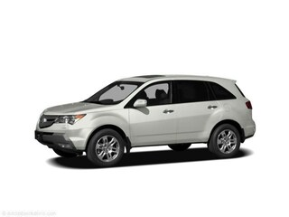 Discounted 2008 Acura MDX 3.7L Technology Package SUV for sale near you in Roanoke, VA