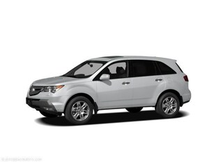 2008 Acura MDX 3.7L Technology Package w/Power Tailgate SUV