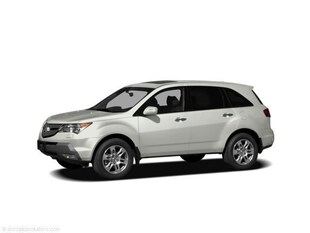 2008 Acura MDX 3.7L Technology Package w/Power Tailgate SUV 2HNYD286X8H543210