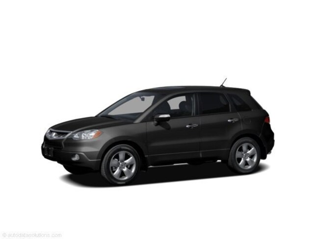 Used 2008 Acura RDX Base w/Technology Package SUV Johnston, IA