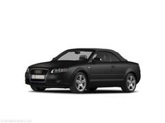 2008 Audi A4 2.0T (Multitronic) Convertible